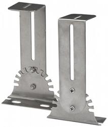 Кронштейн для лучевого активного инфракрасного барьера, нержавеющая сталь, комплект 2 шт. Smartec ST-SA002BB-BR