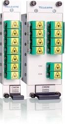 Четырёхканальный мультиплексор/демультиплексор Teleste COM-A-B-21A-X