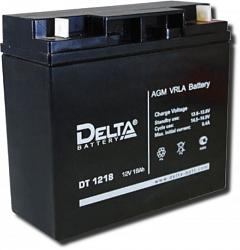 Аккумулятор герметичный свинцово-кислотный  Delta DT 1218