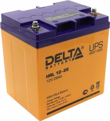 Аккумуляторная батарея Gigalink HRL12-26