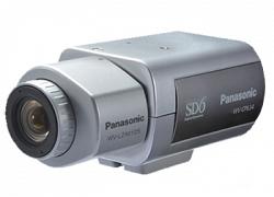 Аналоговая корпусная камера Panasonic WV-CP634E