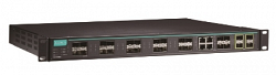 Управляемый Ethernet-коммутатор MOXA ICS-G7528A-20GSFP-4GTXSFP-4XG-HV-HV