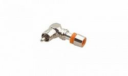 Разъем для коаксиальных кабелей Kramer CON-COMP-RCA/M/RA/RG-179(26-28#)