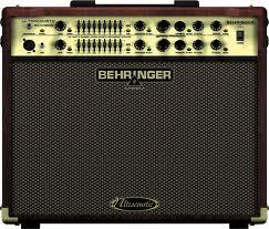 Стерео усилитель Behringer ACX 1800