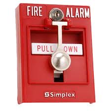 Ручной извещатель Simplex 4099-9005