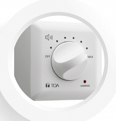 Регулятор громкости TOA AT-4030B-EB