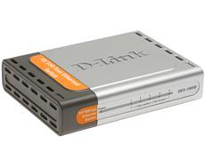 Коммутатор Неуправляемый - D-link DES-1005D/N2A