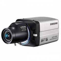 Корпусная цветная видеокамера Samsung SCB-2001HP