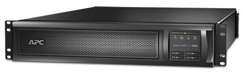 Источник бесперебойного питания Smart-UPS X 3000VA/2700W APC SMX3000RMHV2UNC