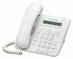 Телефон системный IP Panasonic KX-NT511PRUW