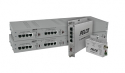 Ethernet коммутатор Pelco EC-3004CRPOE-W
