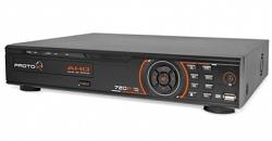 8-ми канальный AHD видеорегистратор PTX-AHD804(2Мр)