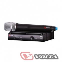 Микрофонная система с ручным передатчиком  Volta US-1 (629.40)