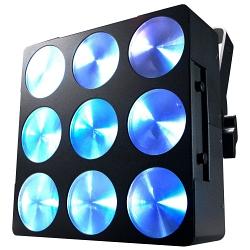 3 мощных матричных панели American DJ Dotz Brick 3.3