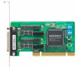 2-портовая низкопрофильная плата MOXA CP-112UL-I-DB9M
