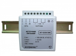 Блок бесперебойного питания AccordTec АТ-12/30 DIN