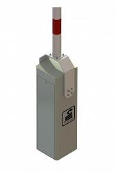 Шлагбаум электромеханический (стойка) ФАНТОМ F4PСA