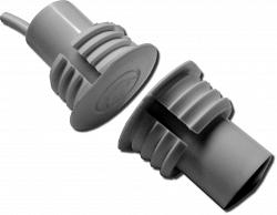 Извещатель охранный на метал.конструкции ИО 102-39 исп.01 (белый)