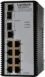 Коммутатор Lantech IPES-0208CA-12V-E