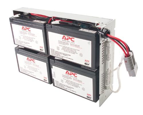 Сменный аккумуляторный картридж APCRBC23