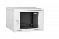 Настенный разборный шкаф TLK TWI-066035-G-GY
