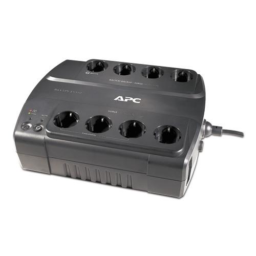 ИБП APC Back-UPS ES с функцией энергосбережения, 8 розеток, 700 ВА 230 В