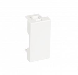Вставка-заглушка NETLAN EC-IMH-0-WT-10