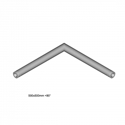 Металлическая конструкция Dura Truss DT 31-L90 90