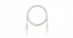 Коммутационный шнур NIKOMAX NMC-PC1UD05T-030-GY