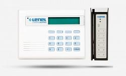 Клавиатура управления с ЖК дисплеем Lenel LNL-CK