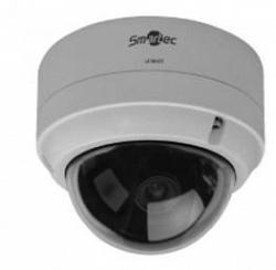 Цветная антивандальная купольная видеокамера Smartec STC-3580/3 ULTIMATE