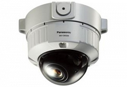 Купольная видеокамера Panasonic WV-CW364SE