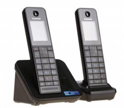 Телефон DECT Panasonic KX-TGH212RUB