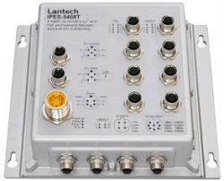 IPES-5408T-67-12V Коммутатор Lantech