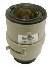 Объектив 3Mp варифокальный с АРД     Smartec      STL-3MP1250DC