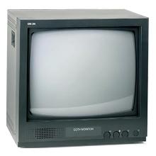 Видеомонитор черно-белый CBC/GANZ CEM-20A