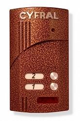 Вызывная панель аудиодомофона ЦИФРАЛ М-2.1М (плата 337 ст.)