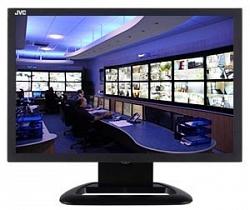 LCD видеомонитор цветного изображения JVC GD-W232