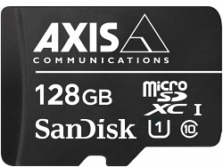 AXIS Surveillance microSDXC Card 128 GB.