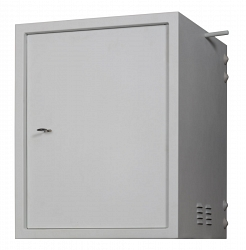 Настенный антивандальный шкаф TLK TWS-126065-M-GY