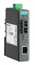 Медиаконвертер Ethernet MOXA IMC-21-S-SC