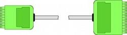 Системный кабель DOM-XV - Esser 583471.21