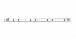 Коммутационная панель NIKOMAX NMC-RP24-BLANK-HU-MT