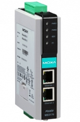 1-портовый преобразователь MOXA MGate MB3170I-T
