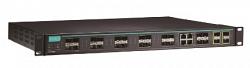Управляемый Ethernet-коммутатор MOXA ICS-G7528A-8GSFP-4GTXSFP-4XG-HV-HV