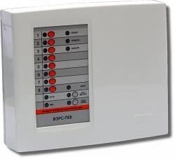 Приемно-контрольный прибор ВЭРС-ПК 8П версия 3.2