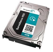 SATAIII жесткий диск Seagate ST4000VX000