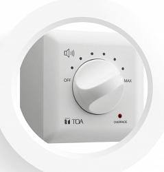 Регулятор громкости TOA AT-4120B-EB