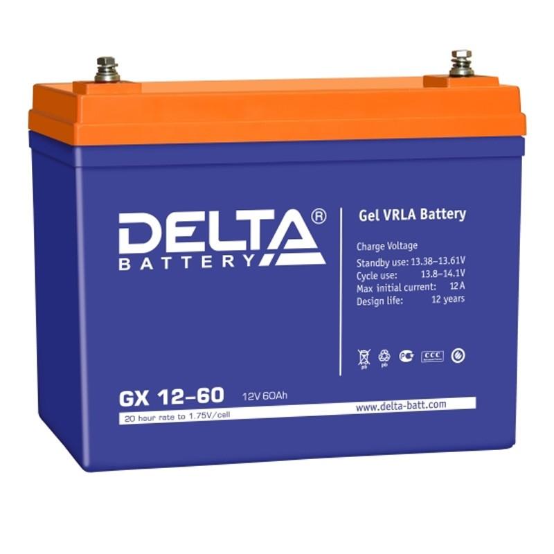 Аккумуляторная батарея Gigalink GX12-60