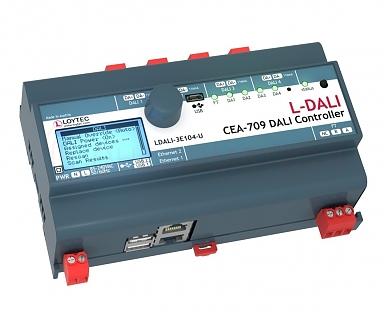 Контроллер LDALI-3E102-U